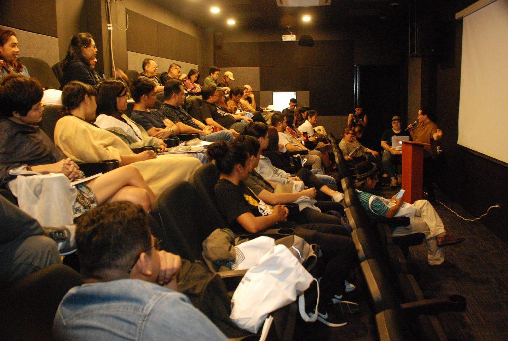 UP Film Institute UP Film Institute and Active Vista hold ...